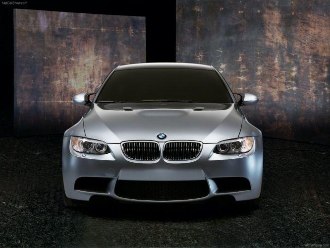 BMW M3 Concept 2007 wallpaper