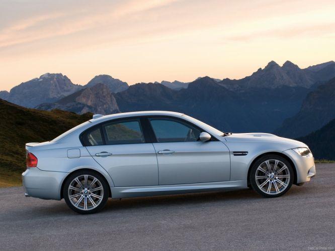 BMW e 90 m 3 sedan sportcars wallpaper