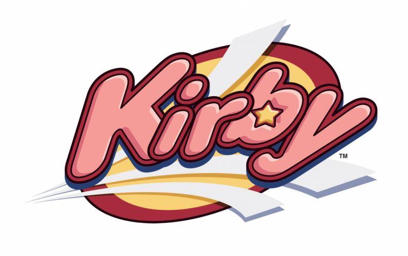 KIRBY nintendo family platform scrolling wallpaper