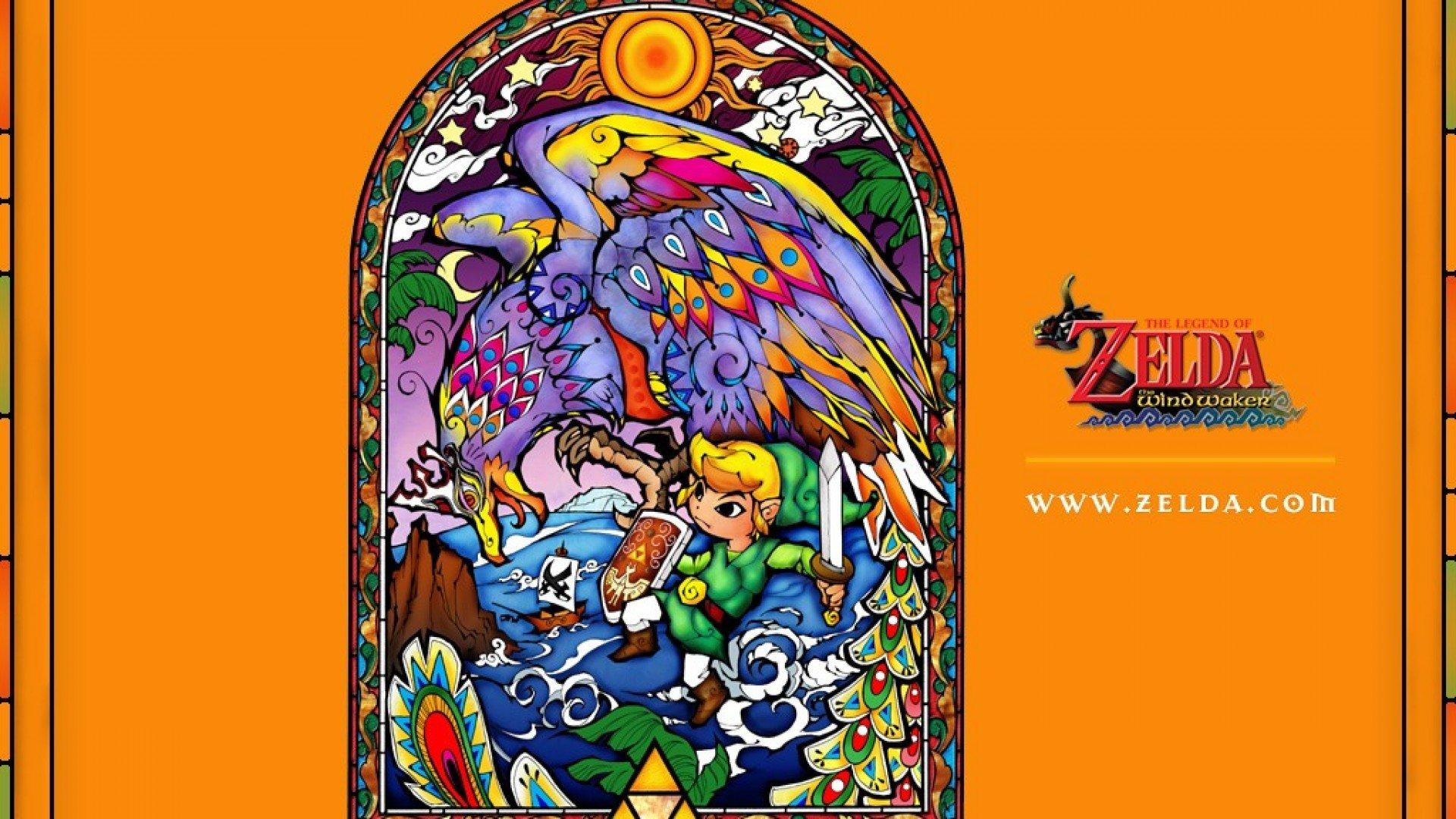 Legend Of Zelda Wind Waker Wallpaper 741635 - WallDevil