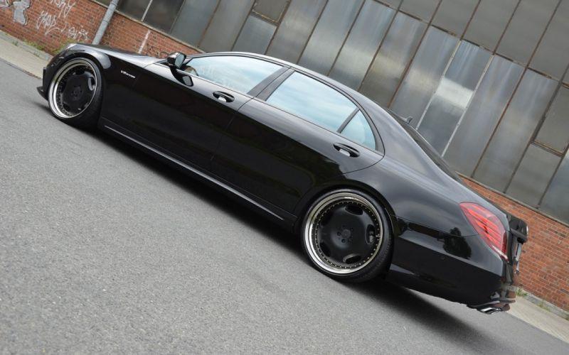 2014 MEC Design Mercedes Benz S63 AMG wallpaper