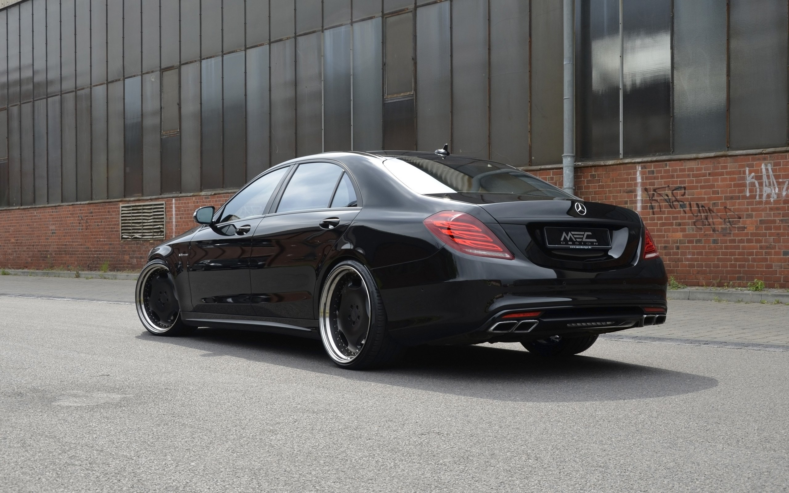 S 63 Amg Wallpaper: 2014 MEC Design Mercedes Benz S63 AMG Wallpaper