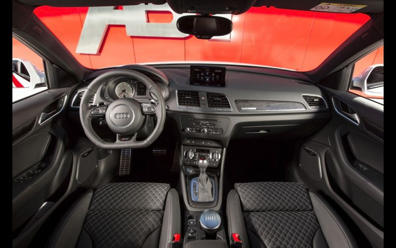 2014 ABT Audi RSQ3 tuning interior wallpaper