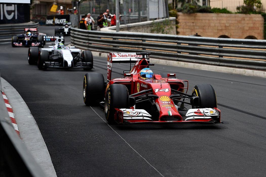 2014 f 1 f14 Ferrari Formula Race Racing wallpaper