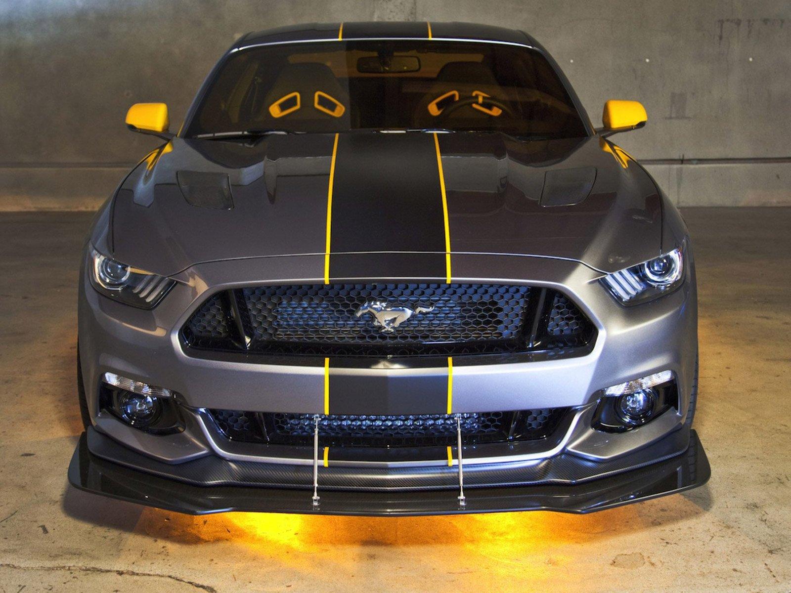 Ford Mustang F 35 Lightning Ii Edition 2015 Wallpaper
