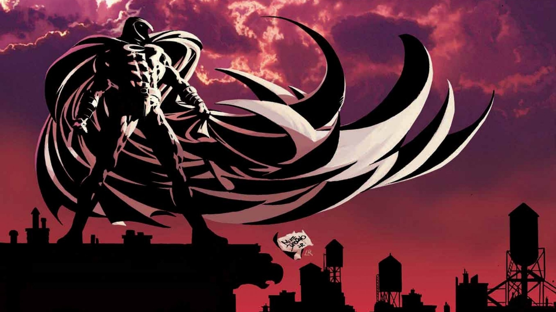 moon knight wallpaper images
