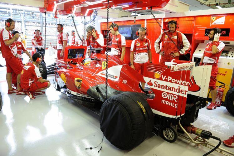 2013 f138 Ferrari Formula Race Racing scuderia wallpaper