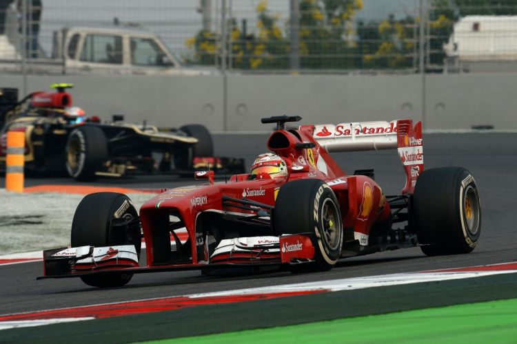 2013 f138 Ferrari Formula Race Racing scuderia ravitaillement Alonso massa wallpaper