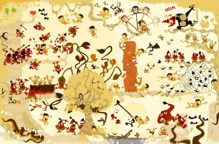 TARZAN action adventure family wallpaper