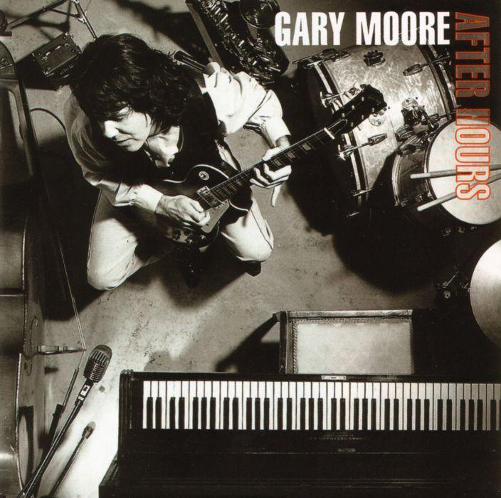 GARY MOORE blues rock heavy metal guitar jazz fusion progressive wallpaper