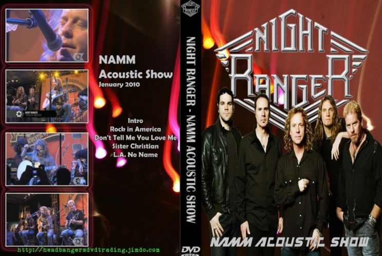 NIGHT-RANGER hard rock heavy metal night ranger wallpaper