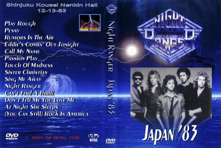NIGHT-RANGER hard rock heavy metal night ranger wallpaper