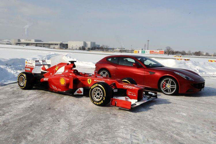 alonso massa 2012 cars f2012 Ferrari Formula one race prA wallpaper