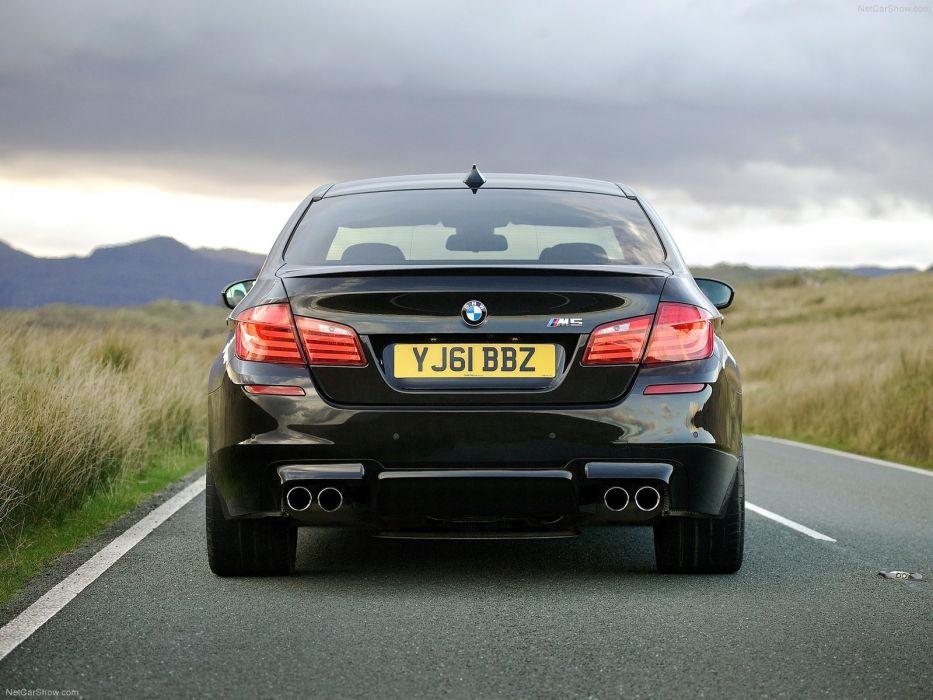 2014 UK VERSION BMW f10 sedan cars wallpaper