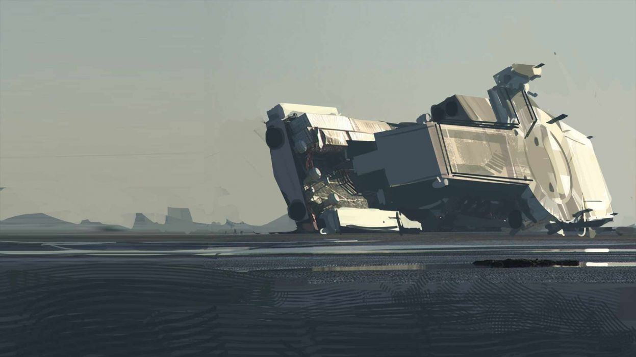 HOMEWORLD SHIPBREAKERS sci-fi strategy real-time space simulation wallpaper