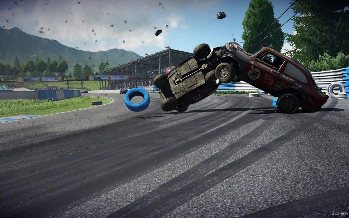 NEXT-CAR-GAME racing demolition derby race hot rod rods next car game wallpaper