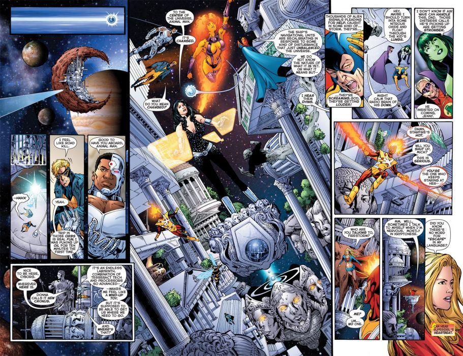 INFINITE-CRISIS online battle fighting mmo superhero infinite crisis rpg wallpaper