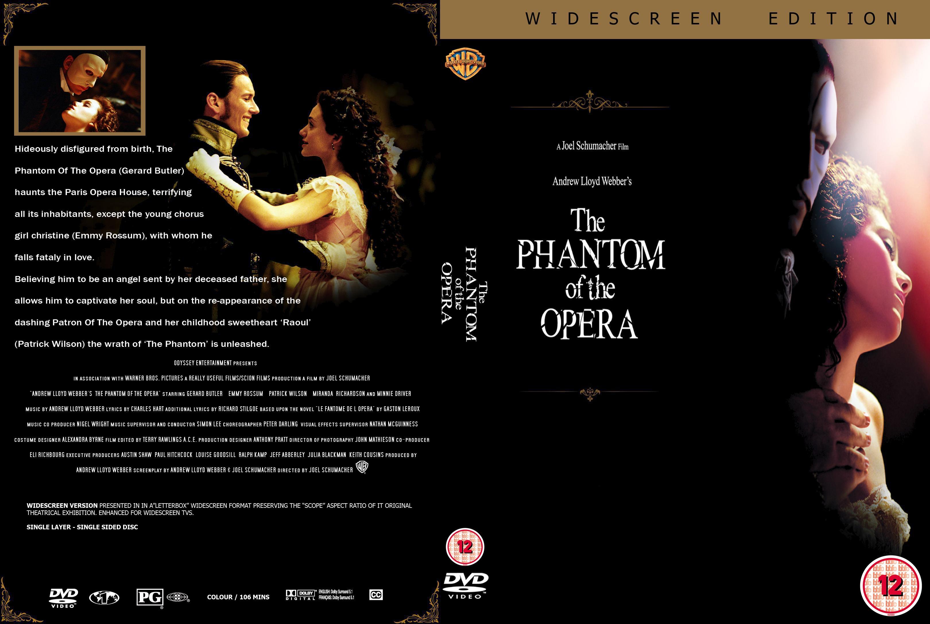 Phantom Of The Opera Drama Musical Romance Phanton Opera Horror Wallpaper 3240x2175 411624 Wallpaperup