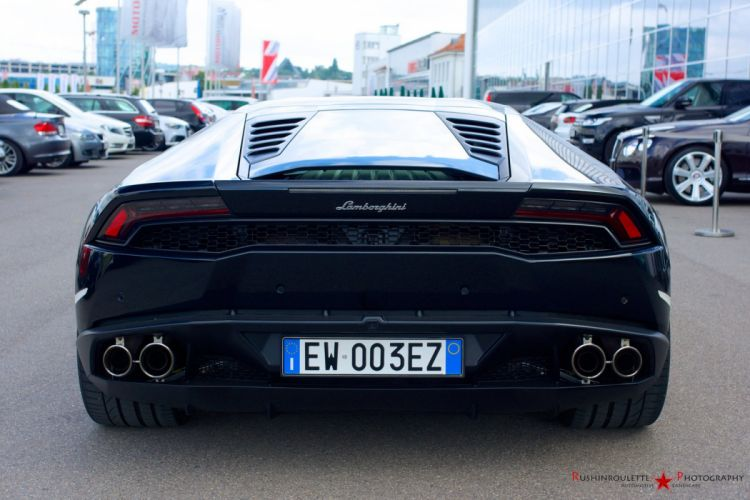 2014 - 610 4 - huracan - Lamborghini - Supercars wallpaper