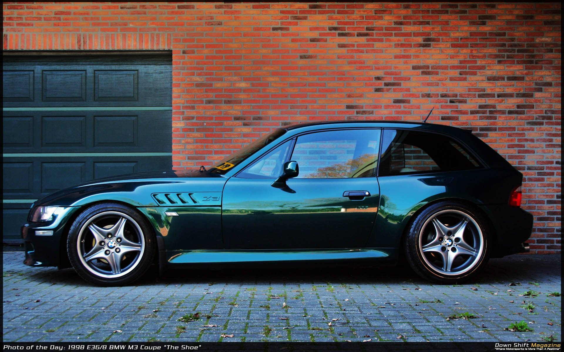 1999 Bmw Z3 M Coupe Cars Germany Wallpaper 1920x1200