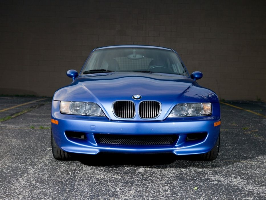 1999 BMW Z3-M Coupe cars germany wallpaper