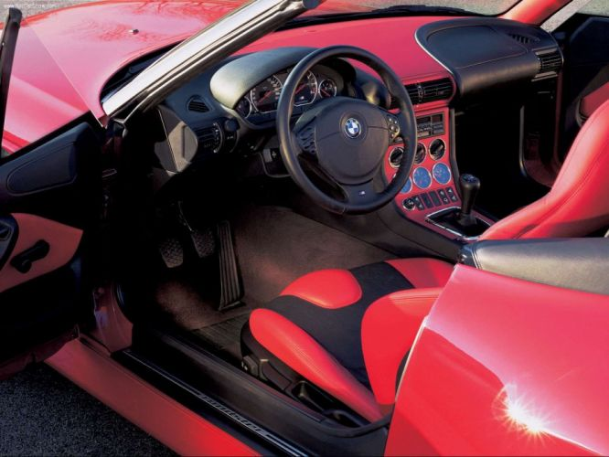 1999 bmw-m roadster cars convertible germany interior wallpaper