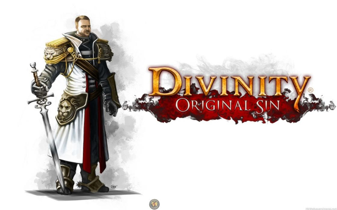 DIVINITY-ORIGINAL-SIN strategy rpg fantasy adventure sci-fi divinity original sin wallpaper