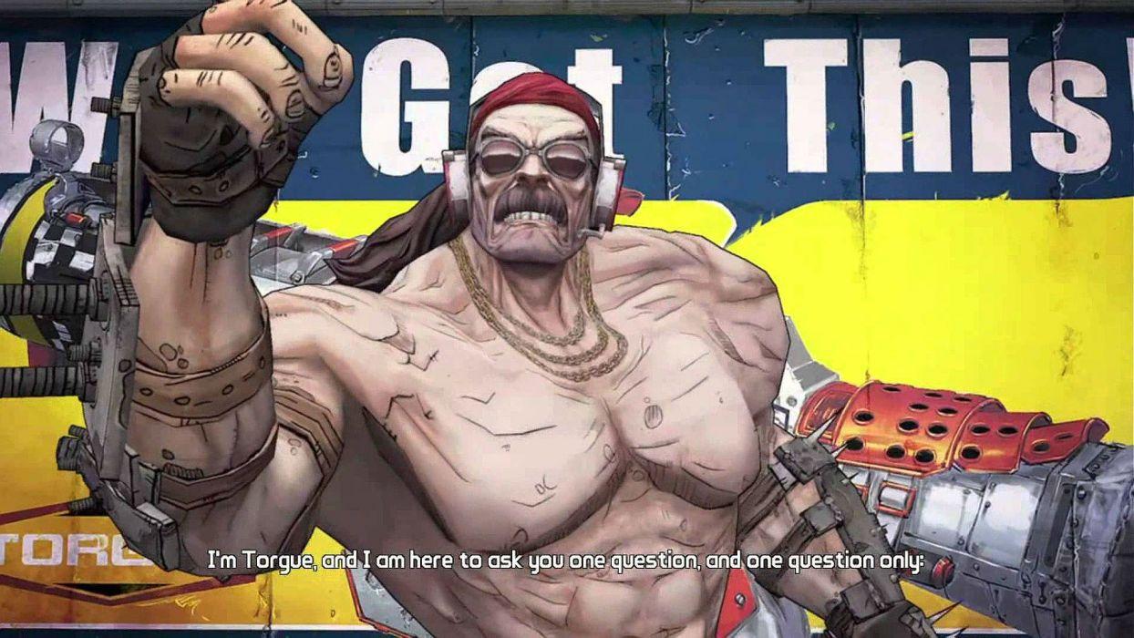 BORDERLANDS 2 Campaign of Carnage shooter sci-fi action rpg fantasy wallpaper