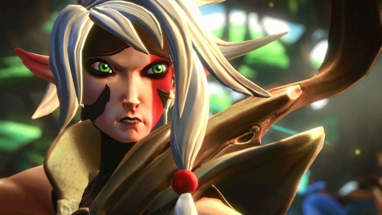 BATTLEBORN hero shooter fantasy sci-fi battle fighting rpg wallpaper