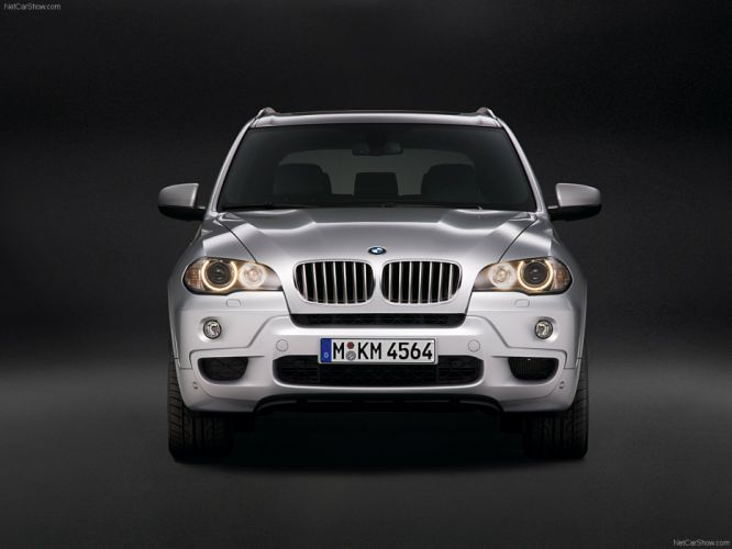 BMW X5 M Package 2008 suv wallpaper