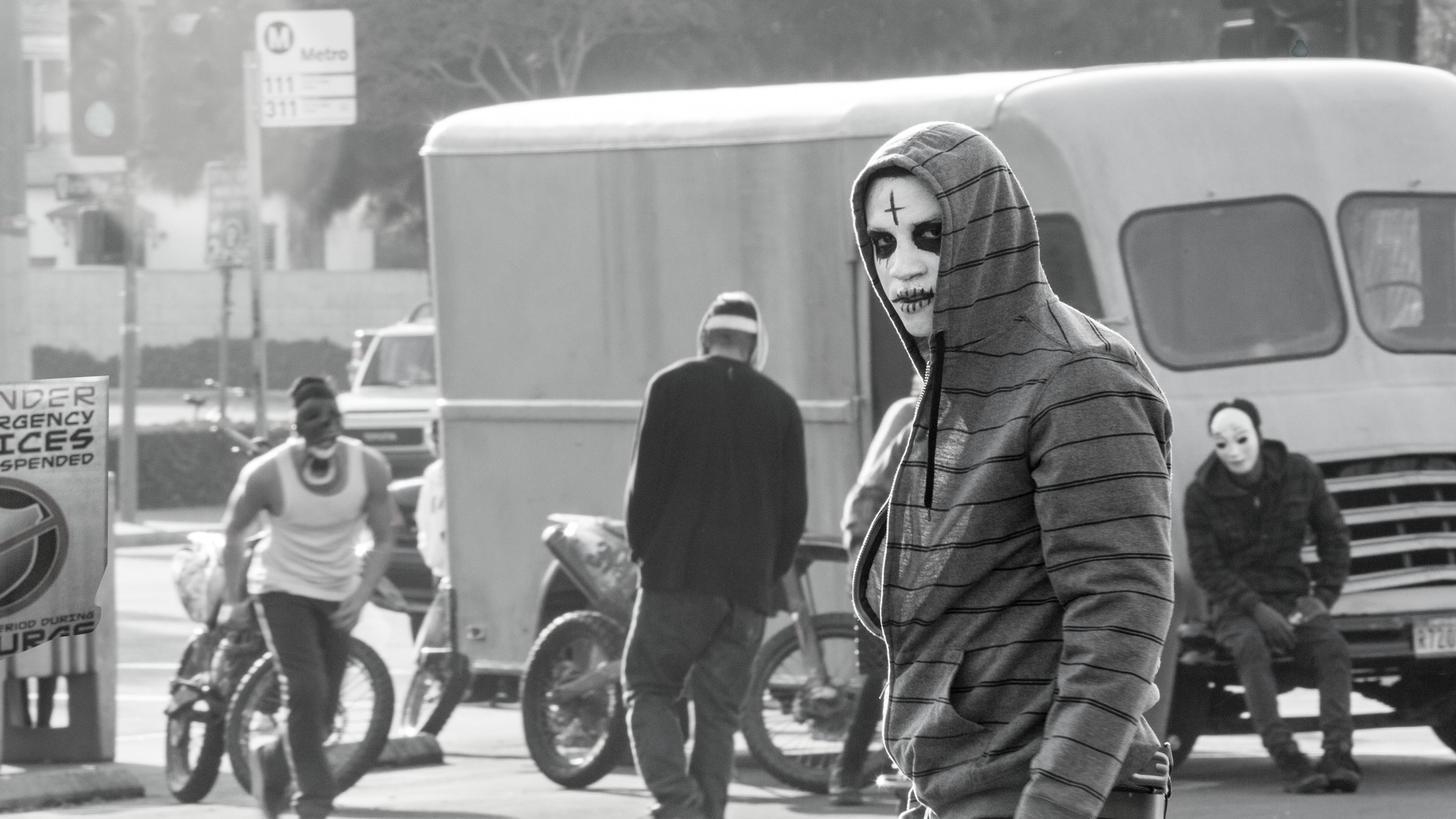 Picture suggestion for The Purge Mask Wallpaper