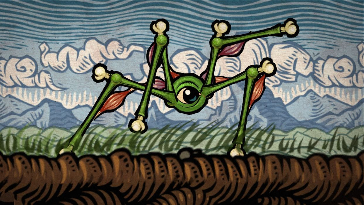 INCREDIPEDE physics puzzle fantasy family online wallpaper