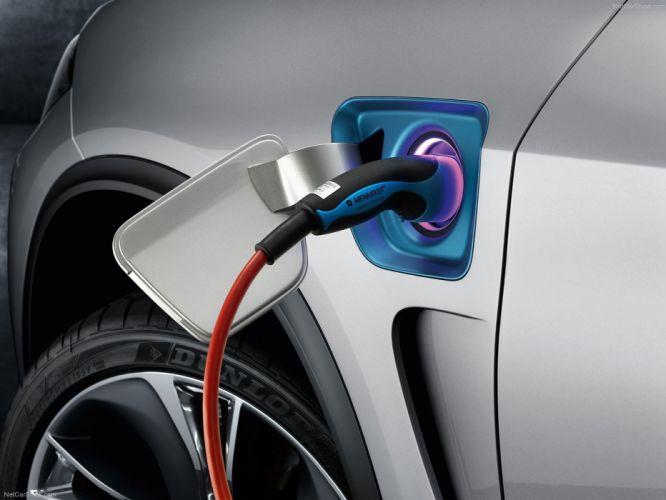 BMW X 5 eDrive Concept 2013 wallpaper