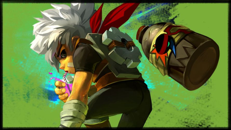 BASTION action rpg fantasy family wallpaper