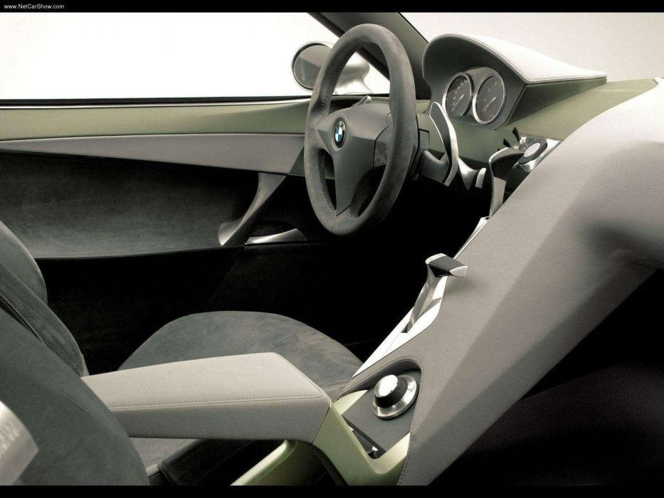 2001 BMW Concept Coupe wallpaper