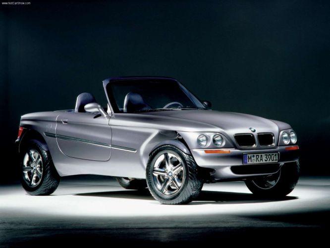 2001 BMW Concept z18 wallpaper