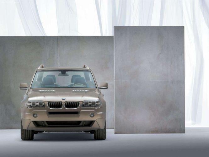 2002 BMW Concept xactivity wallpaper