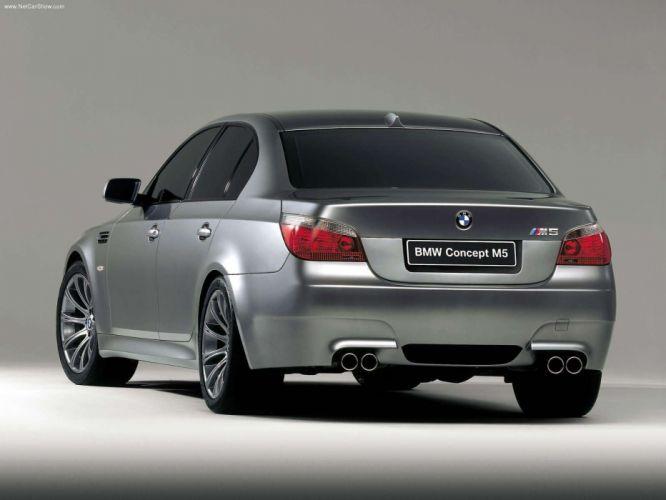 BMW Concept M 5 2004 wallpaper