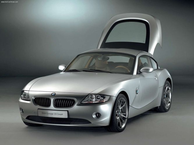 BMW Z4 Coupe Concept 2005 wallpaper
