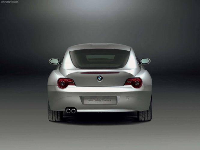 BMW Z4 Coupe Concept 2005 wallpaper