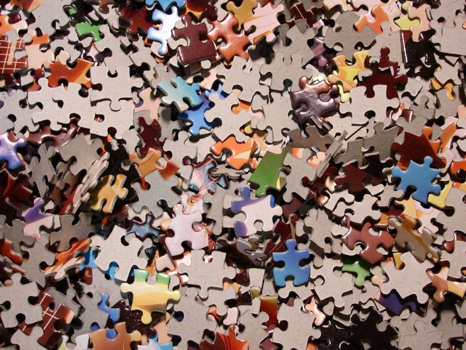 Jigsaw Puzzle wallpaper