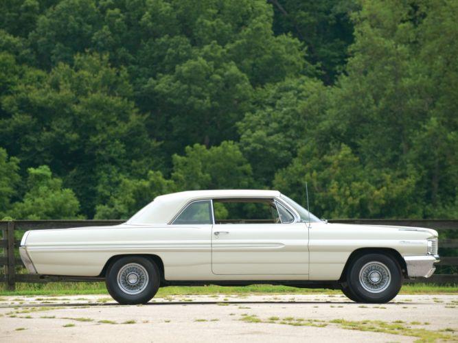 1962 Pontiac Catalina Super Duty Hardtop Coupe (2337) classic d wallpaper
