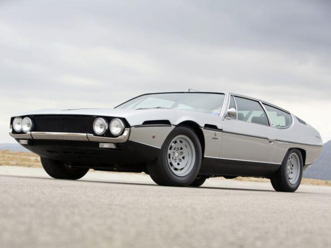 1969-72 Lamborghini Espada 400 GTE supercar classic j wallpaper