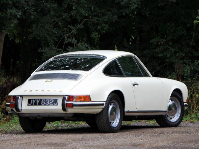 1970 Porsche 911-T Coupe (911) classic d wallpaper
