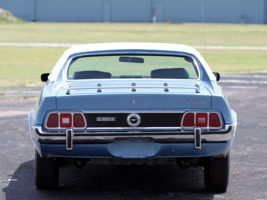 1973 Ford Mustang Grande (65F) muscle classic f wallpaper