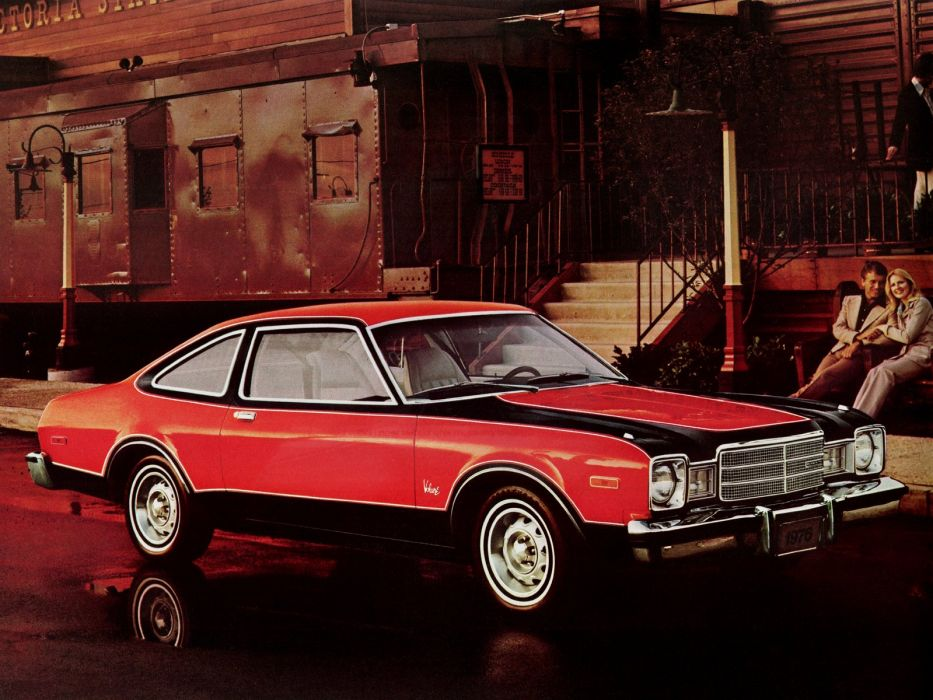 1976 Plymouth Volare Custom Sport Coupe (HH-29) d wallpaper