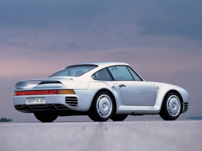 1985 Porsche 959 Prototyp supercar f wallpaper