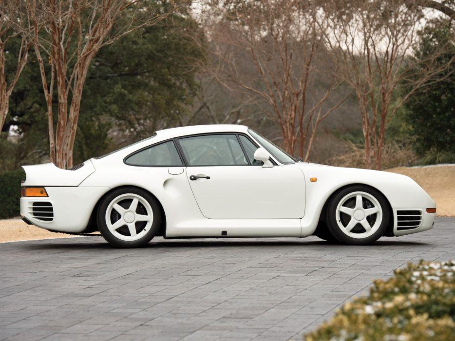 1985 Porsche 959 Prototyp supercar g wallpaper