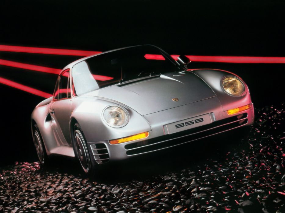 1985 Porsche 959 Prototyp supercar gg wallpaper