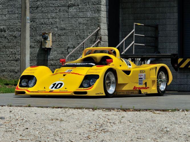 1994 Kremer Porsche K-8 Spyder le-mans race racing g-t f wallpaper